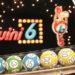 Quini 6 los números del sorteo nº 2672 domingo 19 de  mayo